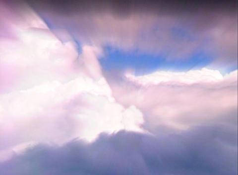 DV00026 mystik wolken1col Footage