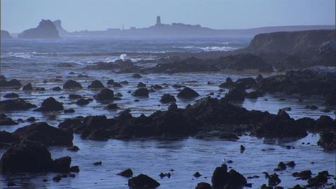 Ocean Rocks 2 1 Footage