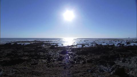 Ocean Sun 2 1 Stock Video Footage