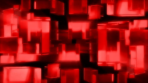HD RED KRYPTONITE PJPEG stock footage