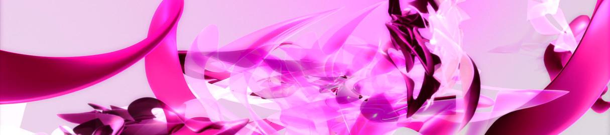 PInk 3D Organic1 Animation