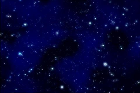 Starfield1 Stock Video Footage
