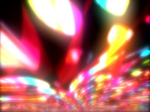 LIght Tunnels1 Stock Video Footage