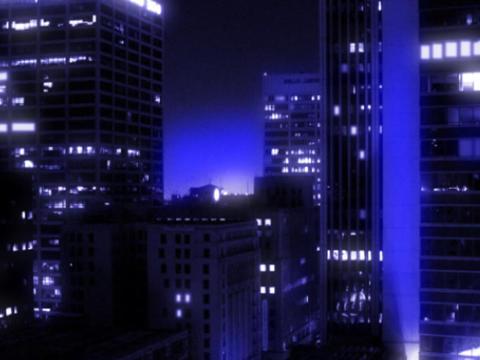City2 Stock Video Footage