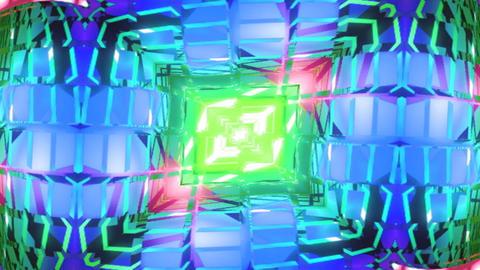 Disco Ball Kscope(L)16;9 Stock Video Footage