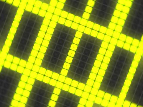 Disco Floor Spin Stock Video Footage