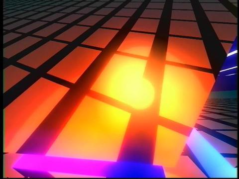 Disco TUBE CU Stock Video Footage