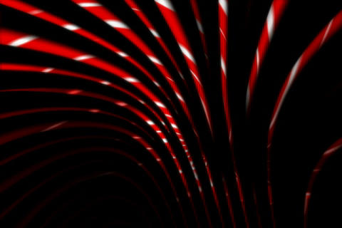 Red Experiment3 Stock Video Footage