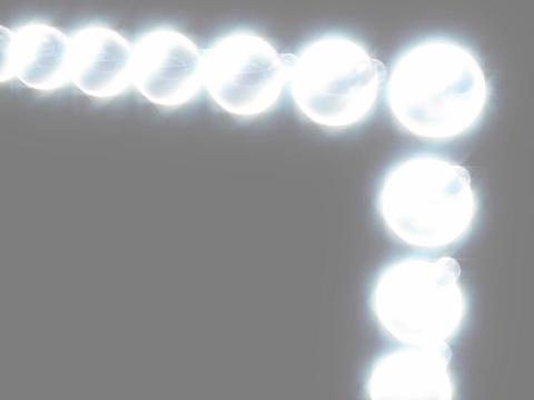 D1 Bulbs 3 Stock Video Footage