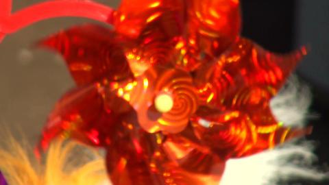 wind spinner Footage