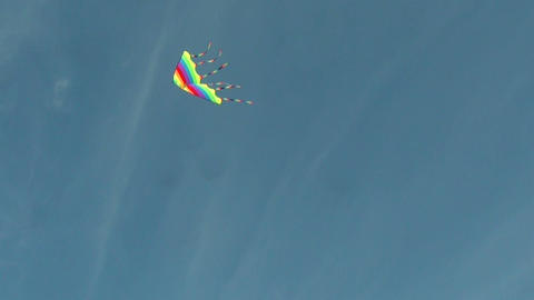 Kite Stock Video Footage