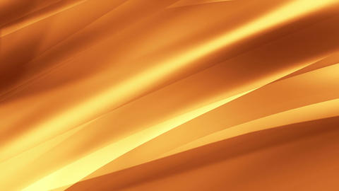Abstract waving background, gold tint Stock Video Footage