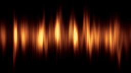Abstract animation of digital audio histogram Stock Video Footage