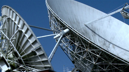 telecommunication antennas Footage