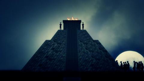 Inca Machu Picchu Human Sacrifice in Ancient Civilizations Live Action
