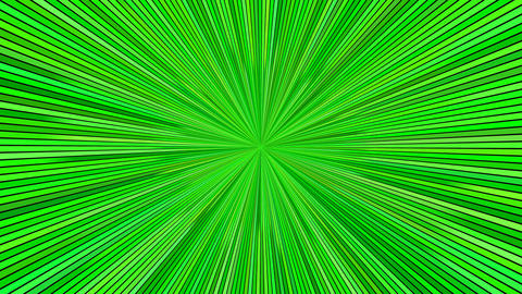 Rotating hypnotic burst stripes - seamless loop motion graphics Animación