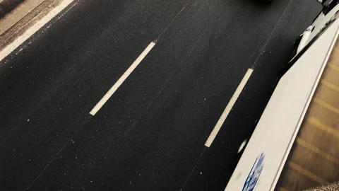 Highway velocity Footage