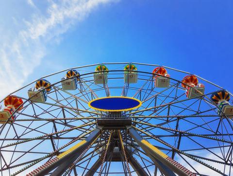 ferris wheel Fotografía