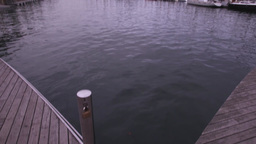 yacht marina in barcelona, spain Footage