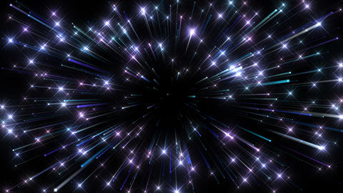 Star Burst 18 Ad2 4k CG動画素材