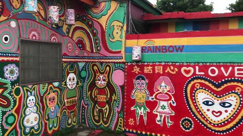 Rainbow Village Live Action