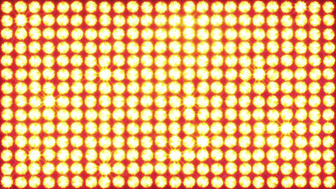 Vertical variants of ignition of a large wall of light Animation