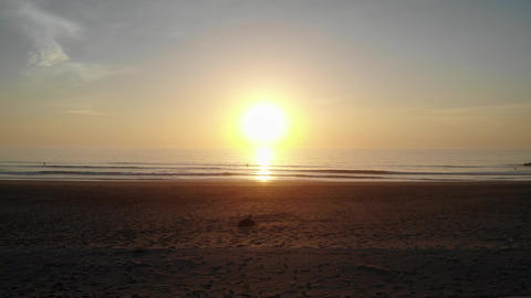 【drone】sunrise ビデオ