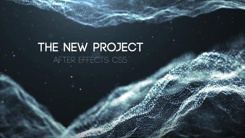 The Inspiration Titles After Effects Template
