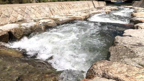 Water flow Footage