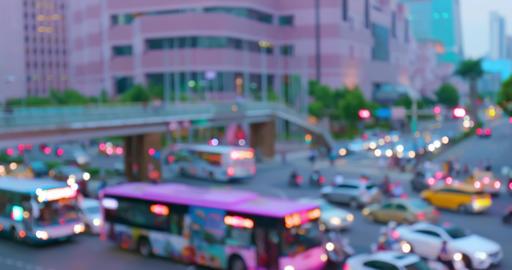 taipei xinyi sistrict scenery Live影片