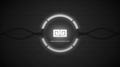 Logo Lamp (Two Version) Premiere Pro Template