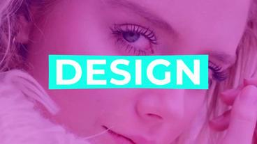 Dynamic Modern Slideshow Premiere Pro Template