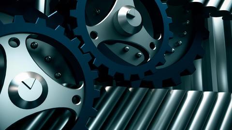 Metal Gear Loop V1 Animation