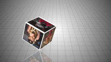 Cubic-ME After Effects Template