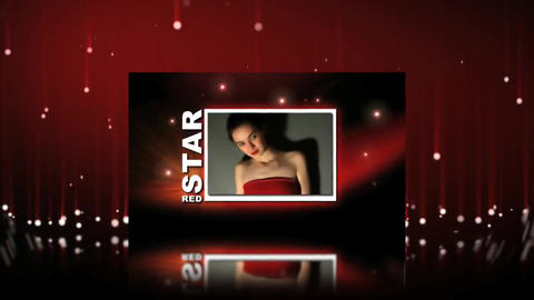 Red Star After Effects Template