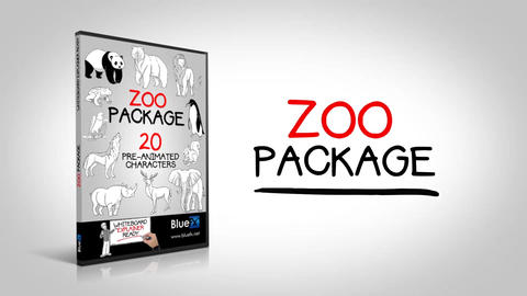Zoo After Effects Template