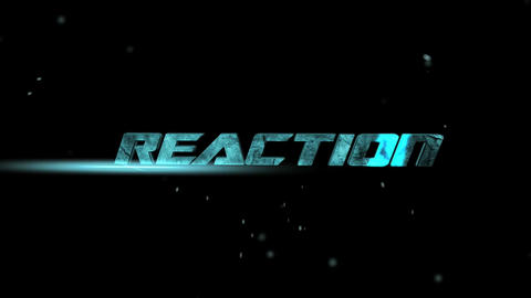 Reaction After Effects Template