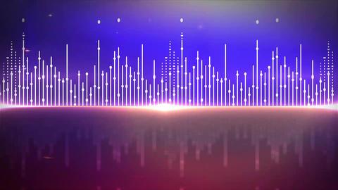 VJ Equalizer Set 01-02 Animation