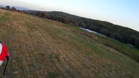 RC Glider Landing Archivo