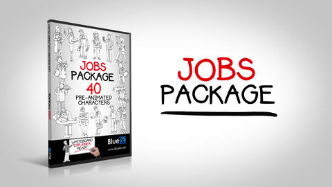 Jobs After Effects Template
