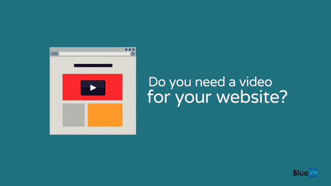 Web Video Service After Effects Template