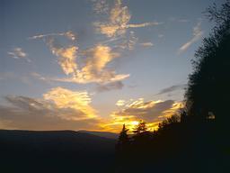 Italian Sunset Photo