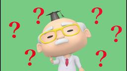 Doctor who is suffering Animación