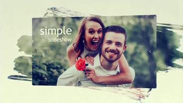 Clean Photo Slideshow 애프터 이펙트 템플릿