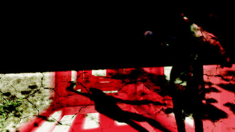 Horror Background. Disturbing background for your horror,... Stock Video Footage