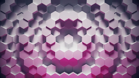 Abstract Geometric Loop Animation