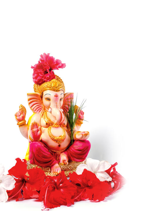 Lord Ganesha , Indian Ganesha Festival Fotografía
