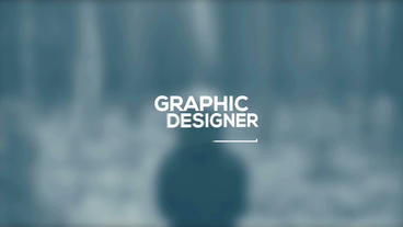 Simple Title Animation After Effects Template