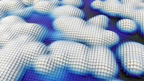 Cubes Array 04 ビデオ