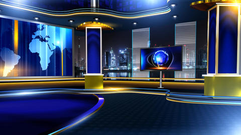 Virtualset Animation